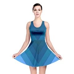 Tri 04 Reversible Skater Dress