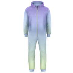 Vanilla Gradient Hooded Jumpsuit (men)