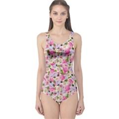 Gardenia Sweet One Piece Swimsuit