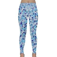 Gardenia Cold Classic Yoga Leggings