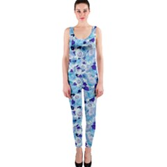 Gardenia Cold Onepiece Catsuit