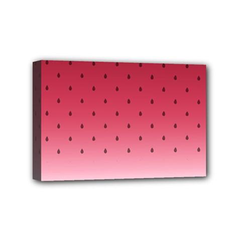 Watermelon Mini Canvas 6  X 4