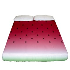 Watermelon Fitted Sheet (queen Size)