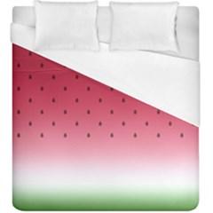 Watermelon Duvet Cover (king Size)
