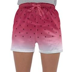 Watermelon Sleepwear Shorts