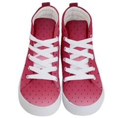 Watermelon Kid s Hi Top Skate Sneakers