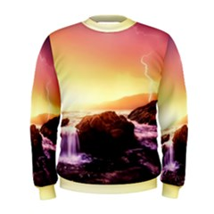 California Sea Ocean Pacific Men s Sweatshirt