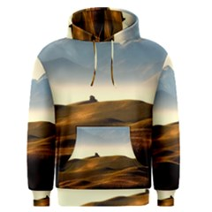 Landscape Mountains Nature Outdoors Men s Pullover Hoodie