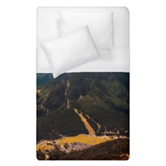 Italy Valley Canyon Mountains Sky Duvet Cover (single Size)