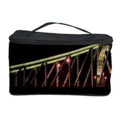 Budapest Hungary Liberty Bridge Cosmetic Storage Case
