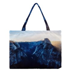 Yosemite National Park California Medium Tote Bag