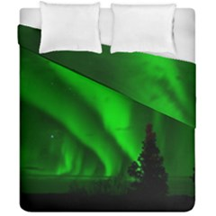Aurora Borealis Northern Lights Duvet Cover Double Side (california King Size)