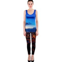 The Hague Netherlands City Urban Onepiece Catsuit