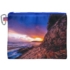 South Africa Sea Ocean Hdr Sky Canvas Cosmetic Bag (xxl)