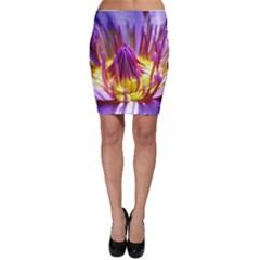 Flower Blossom Bloom Nature Bodycon Skirt