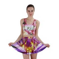 Flower Blossom Bloom Nature Mini Skirt