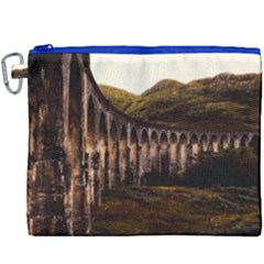 Viaduct Structure Landmark Historic Canvas Cosmetic Bag (xxxl)