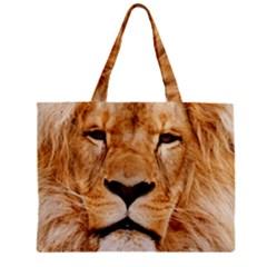 Africa African Animal Cat Close Up Zipper Mini Tote Bag