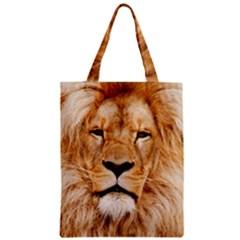 Africa African Animal Cat Close Up Zipper Classic Tote Bag