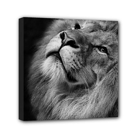 Feline Lion Tawny African Zoo Canvas Travel Bag