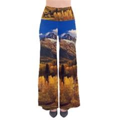 Colorado Fall Autumn Colorful Pants