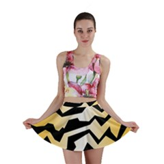 Polynoise Tiger Mini Skirt