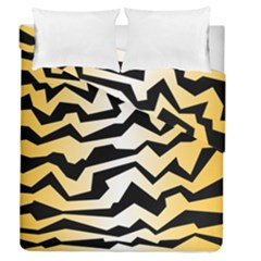 Polynoise Tiger Duvet Cover Double Side (queen Size)