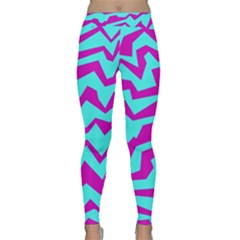 Polynoise Shock New Wave Classic Yoga Leggings