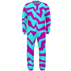 Polynoise Shock New Wave Onepiece Jumpsuit (men)