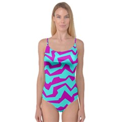 Polynoise Shock New Wave Camisole Leotard