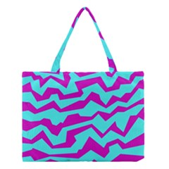 Polynoise Shock New Wave Medium Tote Bag