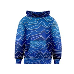 Polynoise Deep Layer Kids  Pullover Hoodie