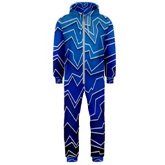 Polynoise Deep Layer Hooded Jumpsuit (men)