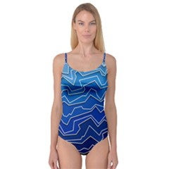 Polynoise Deep Layer Camisole Leotard
