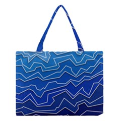 Polynoise Deep Layer Medium Tote Bag