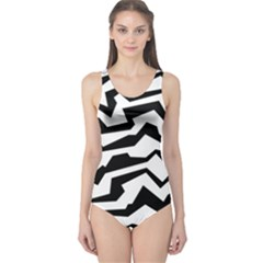 Polynoise Bw One Piece Swimsuit