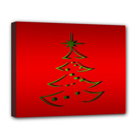 Christmas Deluxe Canvas 20  X 16