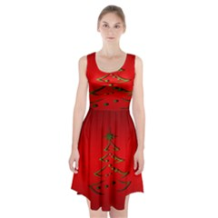 Christmas Racerback Midi Dress