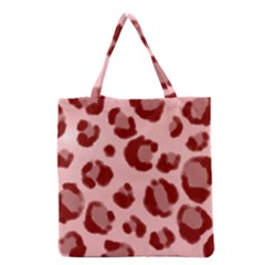 Seamless Tile Background Abstract Grocery Tote Bag