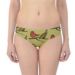Animal Nature Wild Wildlife Hipster Bikini Bottoms