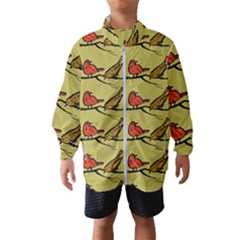 Animal Nature Wild Wildlife Wind Breaker (kids)