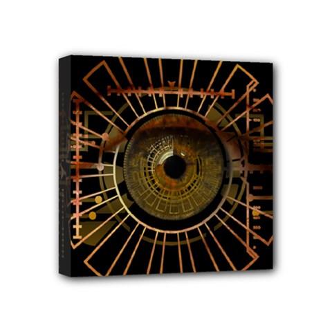Eye Technology Mini Canvas 4  X 4