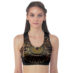 Eye Technology Sports Bra