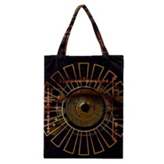 Eye Technology Classic Tote Bag