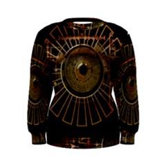 Eye Technology Women s Sweatshirt