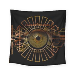 Eye Technology Square Tapestry (small)