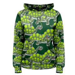 Seamless Tile Background Abstract Women s Pullover Hoodie