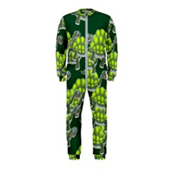 Seamless Tile Background Abstract Onepiece Jumpsuit (kids)