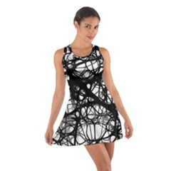 Neurons Brain Cells Brain Structure Cotton Racerback Dress