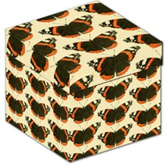 Butterfly Butterflies Insects Storage Stool 12